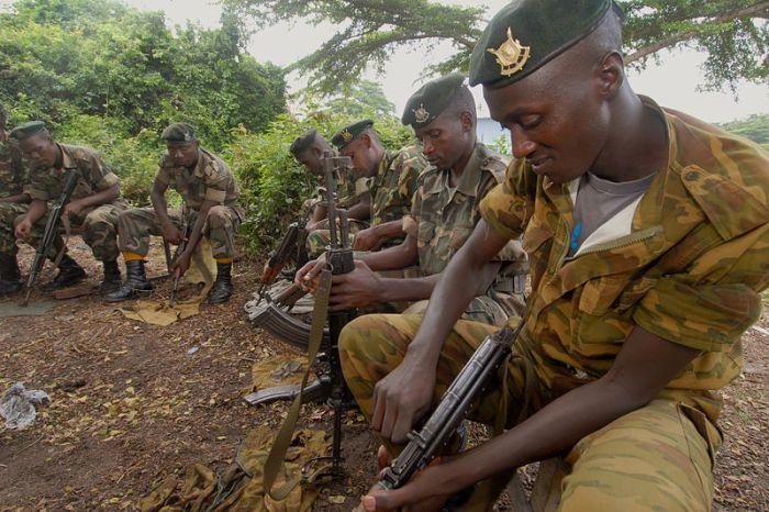 Article 7 (1) - Burundi