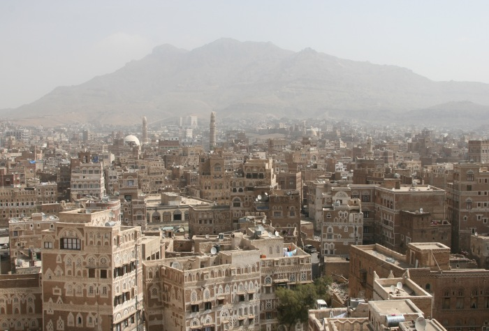 Article 8 (1) Sanaa