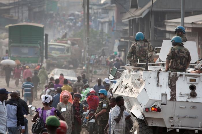 M-23 crisis in Goma